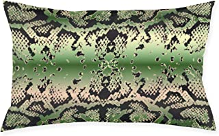 SKYISOK Pillowcase Jungle Fever Incl Decorative Pillow Cover Soft and Cozy, Standard Size 20