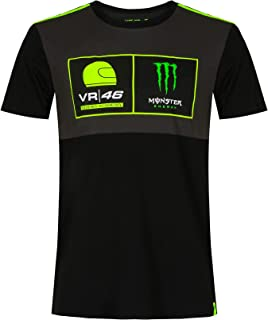 VR46 Collezione Riders Academy Camiseta Hombre