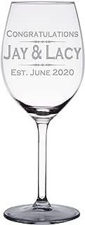 Best custom made wine glasses Reviews
