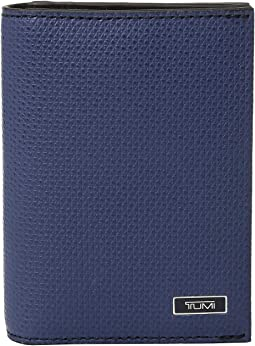 Monaco - Gusseted Card Case