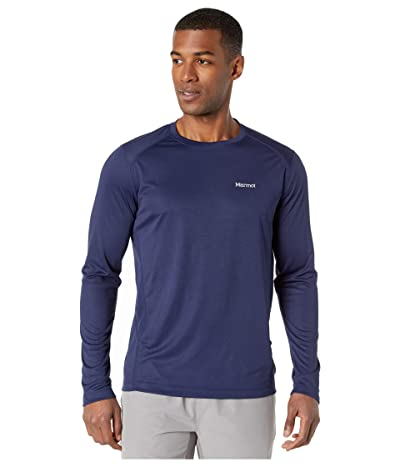 Marmot Windridge Long Sleeve (Arctic Navy) Men