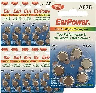 Hansaton Pilas para Aparatos Auditivos Tipo 10 13 312 675 y para su Audífono