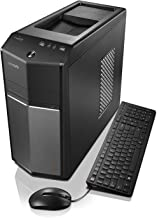 Lenovo Ideacentre 710-25ISH High Performance Gaming Desktop   Intel 2.7GHz i5-6400 Quad-Core   NVIDIA GeForce GTX 730   16GB RAM   1TB + 8GB SSHD   USB keyboard & mouse   Windows 10