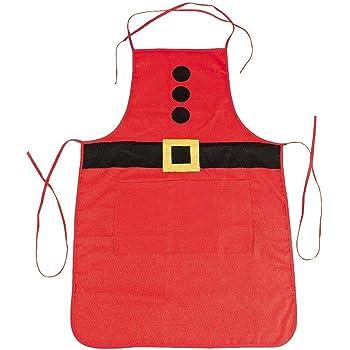 Fun Express Adult Santa Apron Christmas