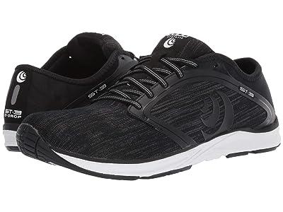 Topo Athletic ST-3 (Black/Grey) Men