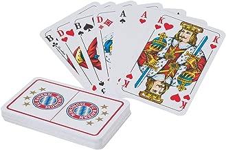 Plus Lesezeichen I Love M/ünchen FC Bayern M/ünchen Spielkarten Schafkopf Game Cards FCB