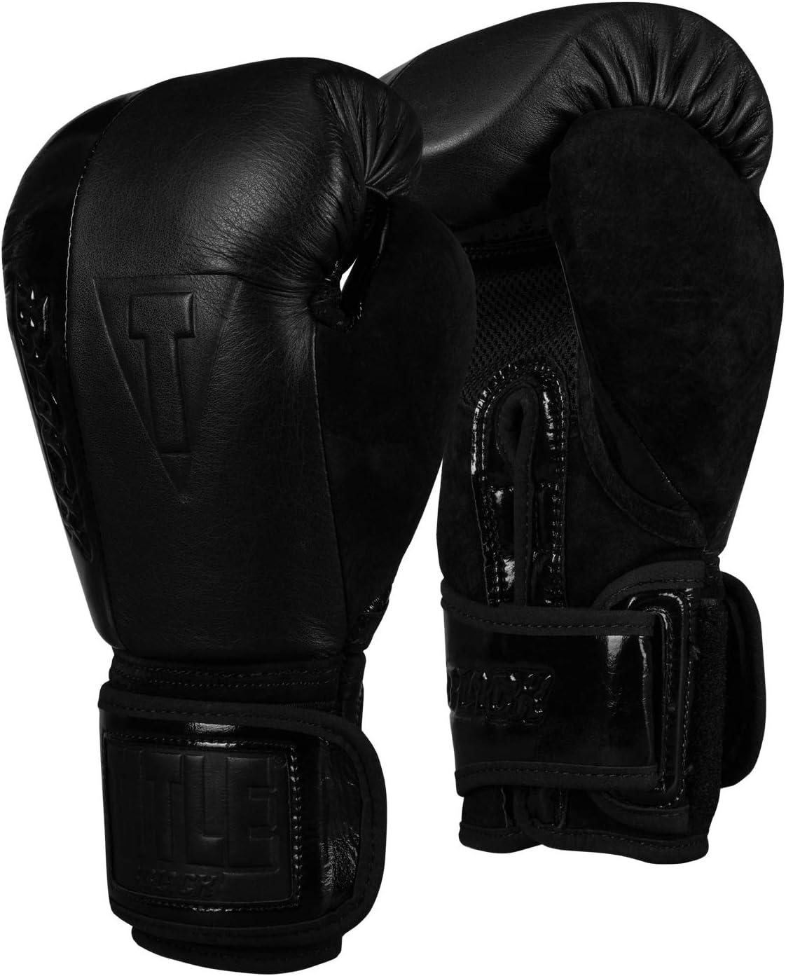 Title Portland Mall Black Blast Gloves Heavy shopping Bag