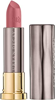 Urban Decay Vice Lipstick, Backtalk - Mauve-Nude Pink with a Comfort Matte Finish - Unbelievable Color, Smooth Application, Hydrating Ingredients - 0.11 oz