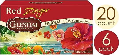 Best celestial seasonings hibiscus tea Reviews