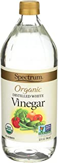 Spectrum Naturals Organic White Distilled Vinegar, 32 Oz