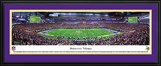 Minnesota Vikings - 1st Game at US Bank Stadium - Blakeway Panoramas Print