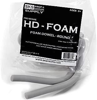 SKS Props HD-Foam Dowels