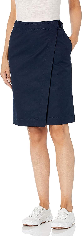 Lacoste Women's Twill Wrap Skirt