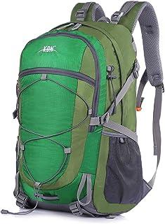40L Mochila Senderismo Montaña Trekking Macutos de Viaje Acampada Marcha