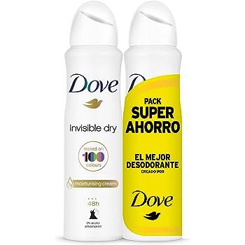 Dove Invisible Dry Desodorante Antitranspirante en Aerosol ...