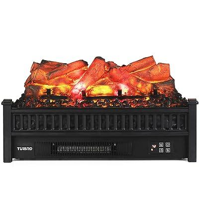 TURBRO Eternal Flame EF23-LG Electric Fireplace Logs