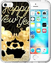 DISNEY COLLECTION Cover Case Compatible with iPhone 5/SE/5S (5.5-Inch) Happy New Year My Love