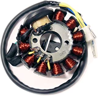MMG Magneto Stator 11 Poles Coil GY6 Motorcycle Scooter Moped 125cc 150cc (1004-11)
