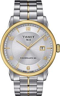 Men's Luxury Swiss Automatic Stainless Steel Dress Watch T0864072203700