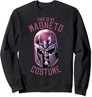 Marvel Magneto This Is My Costume Sweatshirt