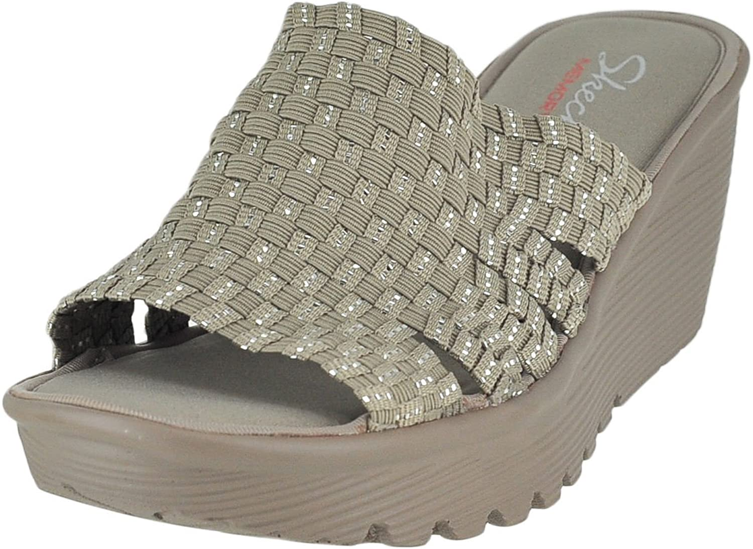Skechers Cali Women's Parallel Wedge Sandal