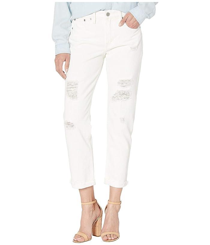 Lucky Brand  Sienna Slim Boyfriend Jeans in Des Moines River (Des Moines River) Womens Jeans