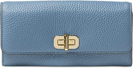 MICHAEL Michael Kors Sullivan Large Leather Carryall Wallet, 32H6SUPE3L DENIM
