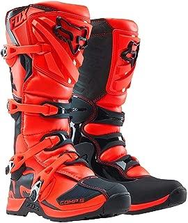 2018 Fox Racing Youth Comp 5 Boots-Orange-Y2