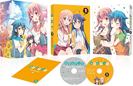 ひなこのーと 第1巻( イベントチケット優先販売申込券 ) [Blu-ray]