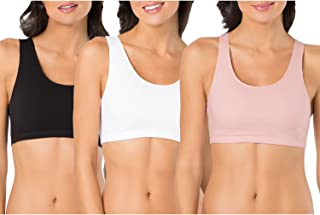 Women's Built-Up Sports Bra (Pack of 3)