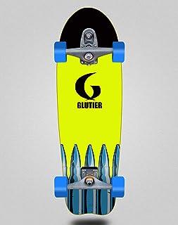 Glutier Surfskate T12 Surf Skate Trucks Bullets Fl...