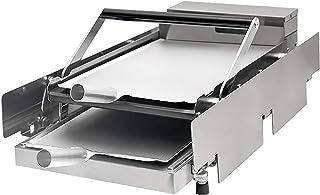 Hamburger Grille-pain Double Couche Hamburger Bun Machine De Chauffage Entièrement Automatique 750/2000W Hamburger Making ...