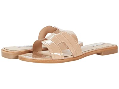 STEVEN NEW YORK Hadyn (Nude Croco) Women
