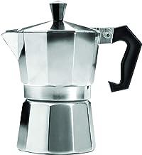 Primula Aluminum Espresso Maker - Aluminum - For Bold, Full Body Espresso ? Easy to Use ? Makes 3 Cups