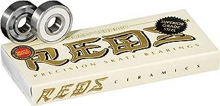 Best skateboard bearings reds Reviews
