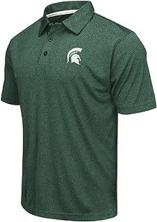 Best michigan state men's golf shirt Reviews