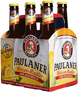 Paulaner Munchen - Weizen-Radler Non Alcoholic Beer (6 Pk) (Contains less then 0.5% Alcohal)