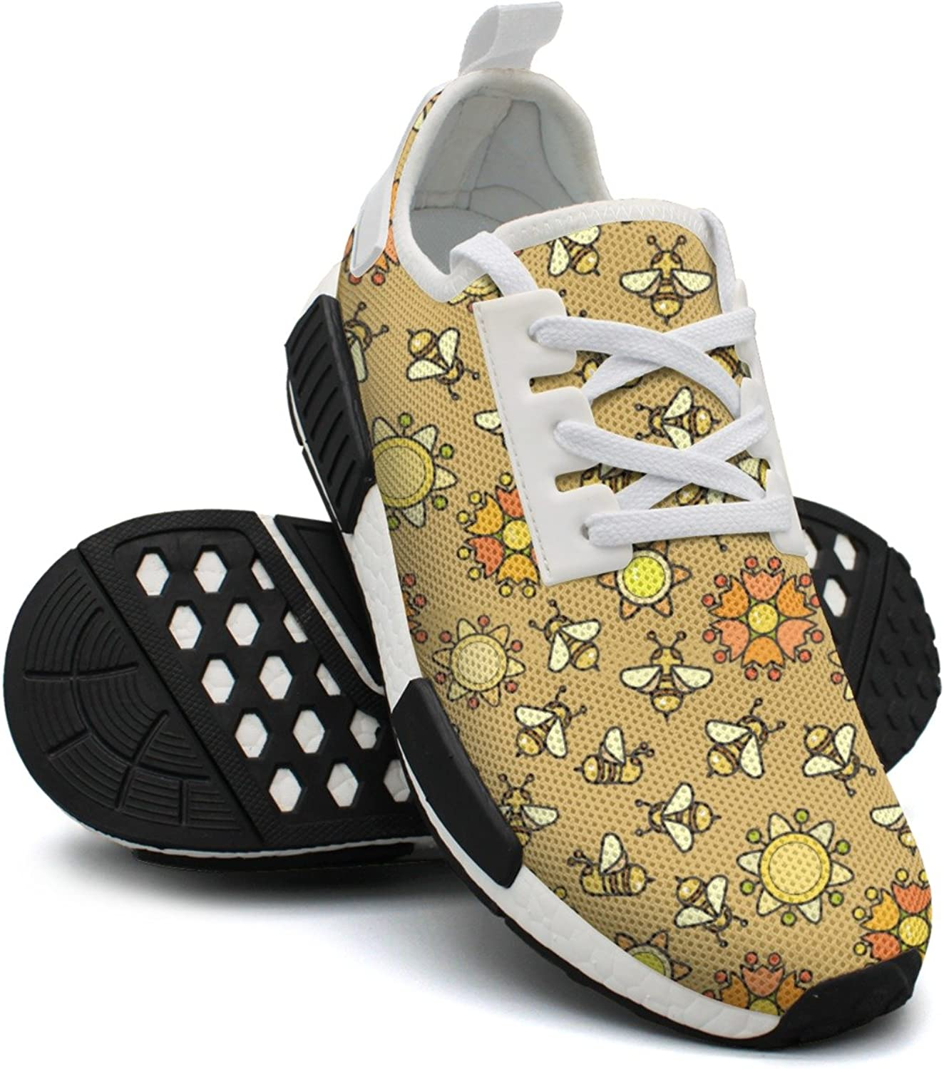 Bee And Flowe Lightweight Running shoes Women Nmd Fashion Sport shoes