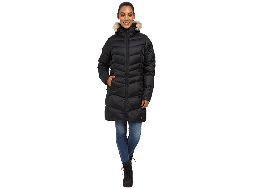 Mountain Hardwear Downtowntm Coat (Black) Women