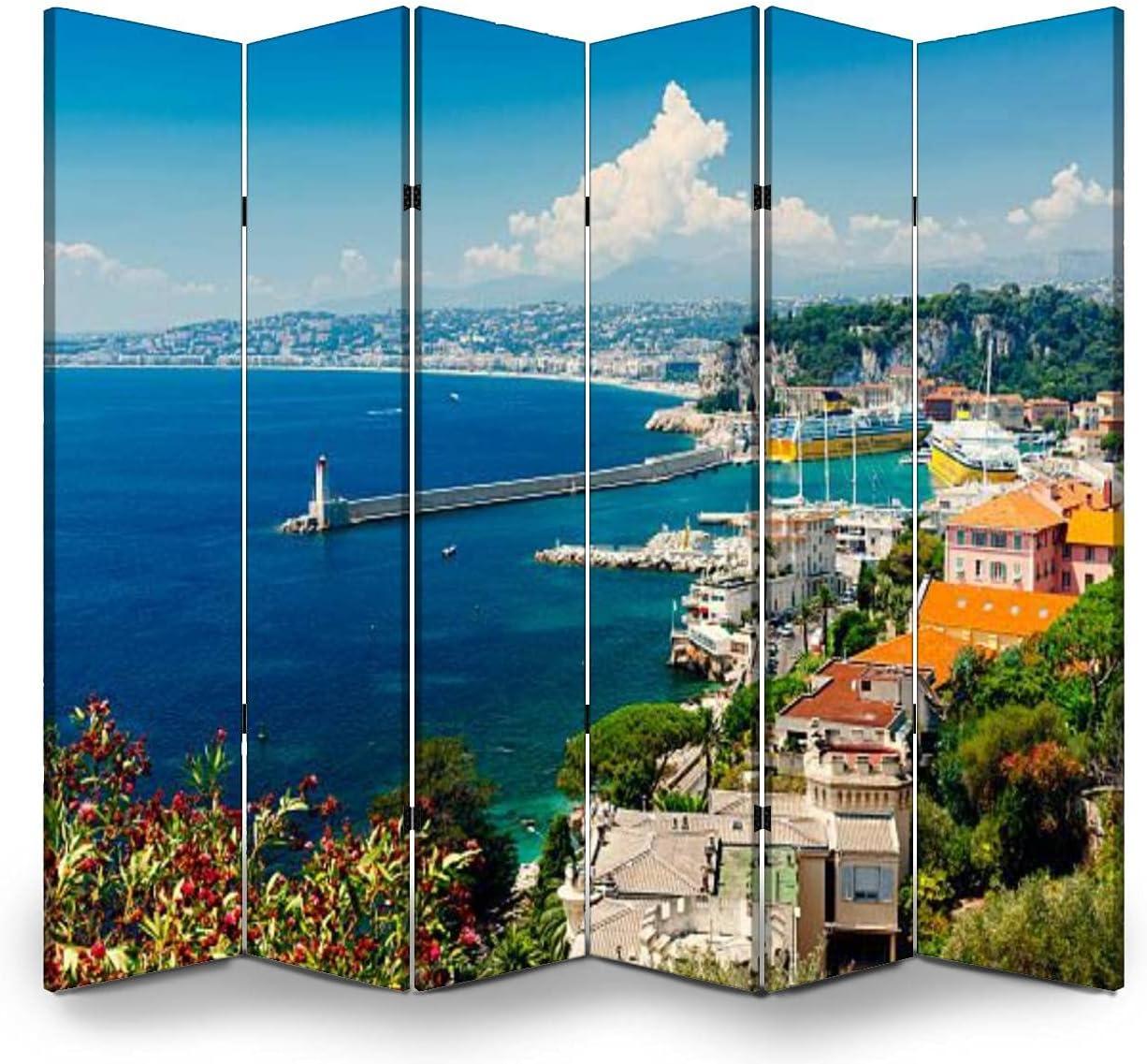 Dola-Dola 6 Panel Screen Room France Foldin Nice Divider Sale Attention brand price Harbour