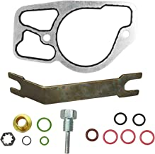 BLACKHORSE-RACING HPOP HIGH Pressure Oil Pump KIT & Base Gasket for 1994.5-2003 Ford 7.3 Powerstroke Diesel F250 F350 F450 F550 E250 E350 E450 Excursion 7.3L