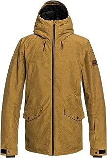 QUIKSILVER Men's Drift 10K Snow Jacket