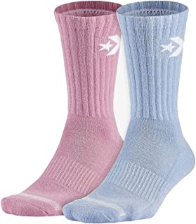 Converse Women`s Crew Socks 2 Pair