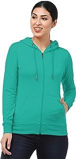 Fashivo Full Sleeves Cotton Blend Printed Sweatshirt ( FV11052_SS )