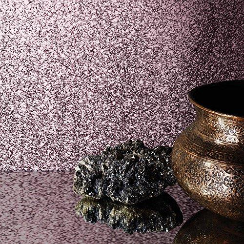 701378Strukturierte Sparkle Shimmer Pink Grau Funktion Tapete