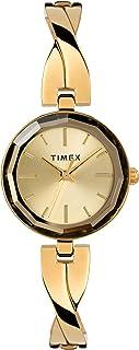 ساعة تايمكس رسمية للنساء انالوج بعقارب 26 ملم بسوار