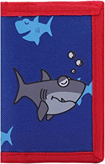 RFID Wallet, Cute Cartoon Wallet with Zipper for Kids