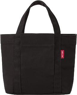 DELDEシートケース付ランチバッグ(片手でシートが取り出せるミニトートバッグ)
