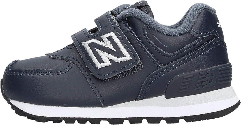 New Balance IV 574 ERV Baby Scarpe Sneakers Blu da Bambino