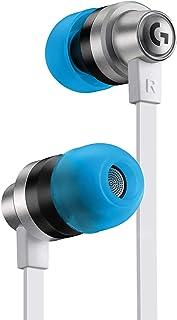 Logitech G333 K/DA Gaming Earphones - in-Line Mic and Controls - Gaming-Grade Dual Drivers - Durable Aluminum Housing - Of...